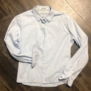 Boys Tommy Hilfiger Golf Button Down Shirt